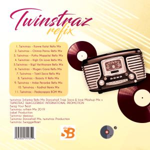 Pudhu Mappillai Twinstraz Tamil Remix